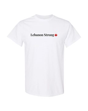 Picture of Lebanon Strong T-Shirt