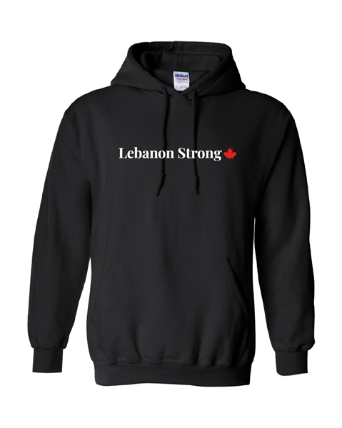 Picture of Lebanon Strong Hoodie