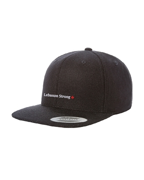 Picture of Lebanon Strong Wool Snapback