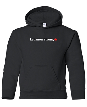 Picture of Lebanon Strong Youth Hoodie
